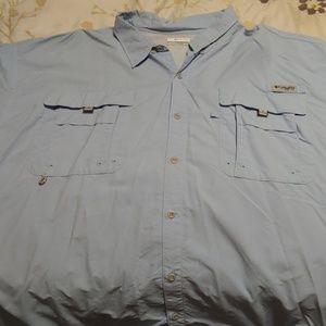 Men's Columbia shirt